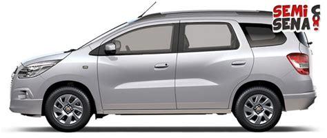 Accu Mobil Chevrolet Spin harga chevrolet spin review spesifikasi semisena