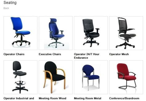 Types Of Desk Chairs by What Is Your Favourite Chair Quora