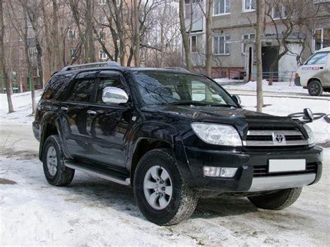 Toyota Hilux Surf 2004 2004 Toyota Hilux Surf For Sale 2700cc Gasoline