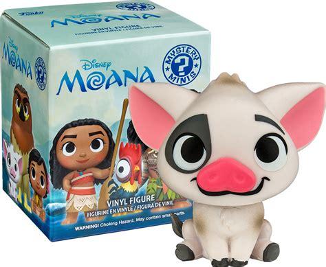 Funko Moana And Pua oceania primo sguardo al set lego e ai funko pop