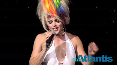 courtney act hair tutorials courtney act singing true colors youtube