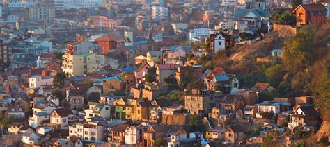 Balconies by Antananarivo Sun Safaris