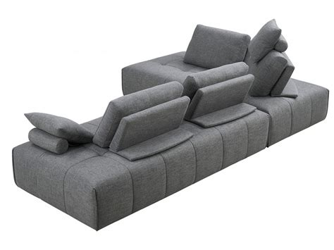 albion sofa albion grey fabric modular sectional sofa shop for