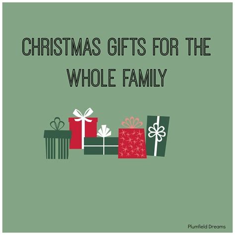 28 best gifts for the family for christmas 13 amazing