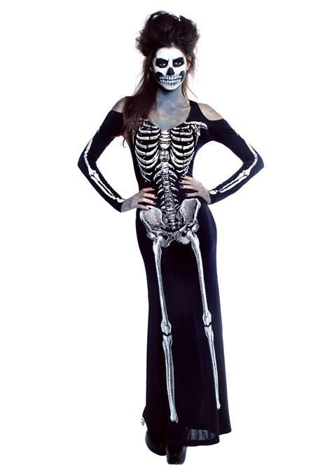 skeleton costume s bone appetit skeleton dress costume