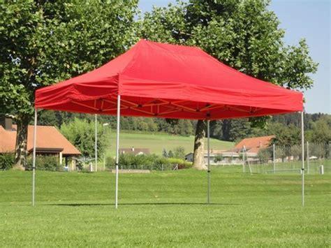 zelte und pavillons gardeko faltzelt 3x4 5m beine 4 kant in neudorf kaufen bei