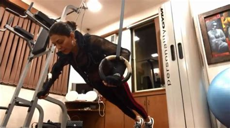 sushmita sen insta sushmita sen s new workout video will motivate you to hit