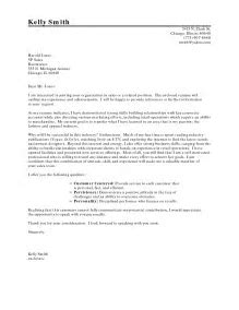 traditional cover letter format traditional letter format best