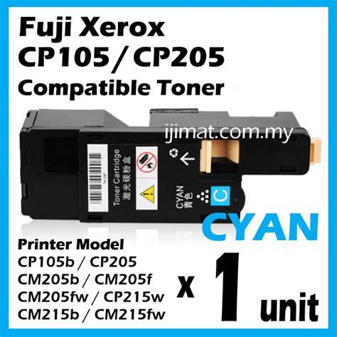 Toner Compatible Fuji Xerox Cp105 Cp205 Cp215 Cm205 Cm215 Magenta fuji xerox cp105 cp205 cp215 cm205 cm215 high quality compatible colour laser toner