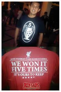 Kaos Liverpool 11 Born To Be Reds lads clothing line lads clothing line weblog