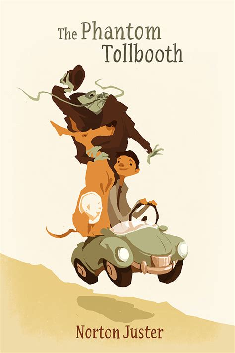 the phantom tollbooth book report the phantom tollbooth on risd portfolios