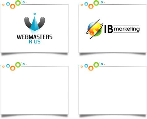 web layout logo web development logo design portfolio custom logo designs