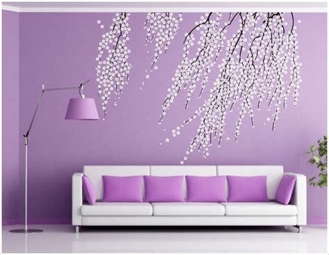 tree wall decals for living room 10 fabulous ideas to decorate with tree wall stickers