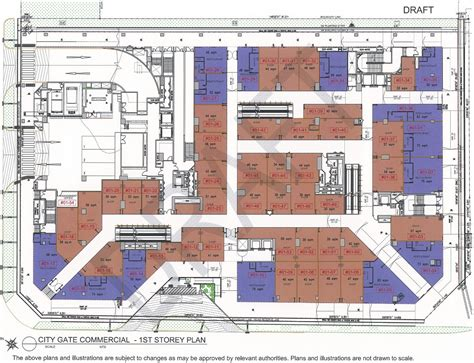citygate floor plan citygate floor plan city gate condo shops floor plans
