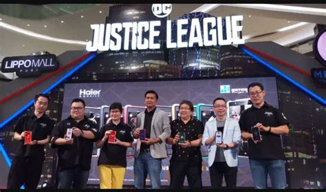 Haier G7 Justice League Superman haier luncurkan g7 dan l7 limited edition enciety news