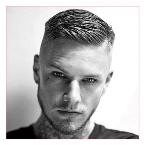 mens hairstyles cut yourself sexy men haircut with cool haircuts high fade with crew