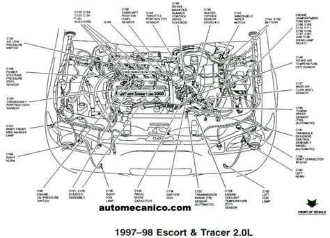 2000 ford contour vacuum diagram auto engine and parts diagram 2000 ford focus vacuum hose diagram 2000 tractor engine and wiring diagram