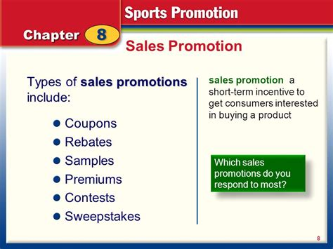 Sweepstakes Sales Promotion - planning the promotion advertising sales promotion public relations ppt video online