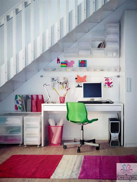 39 best images about desk under staircase on pinterest 16 modern desks for small spaces interior design