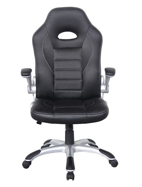Racing Style Office Chair by Talladega Racing Style Office Chair Aoc8211blk 121