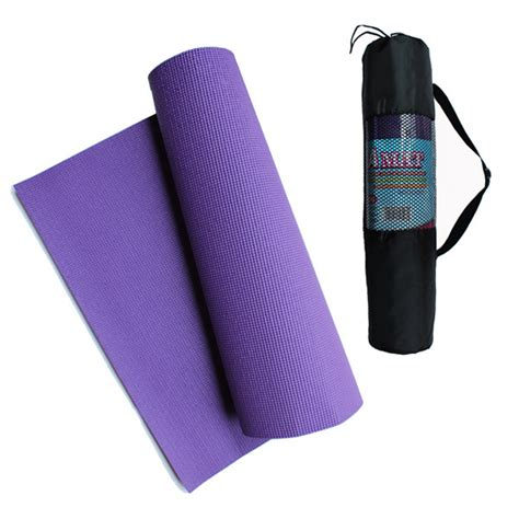 8mm Mat by Ygm508 Mat 8mm Purple With Bag Rcl Sport