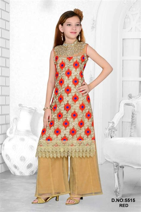 plazo suit pakistani plazo style long suits for girls in pink