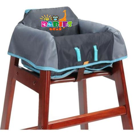 summer high chair cover safety harness pouch cable pouch elsavadorla
