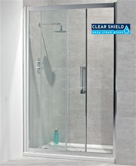 Shower Door 1200 Avante 8mm 1200 Sliding Shower Door