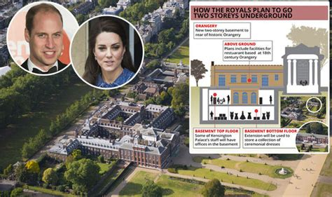 kensington palace william and kate kate middleton prince william to enjoy huge new