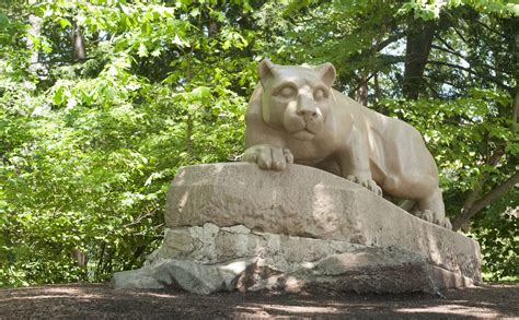 Nittany Garden by Nittany Shrine To Be Available For Visitors Aug 8