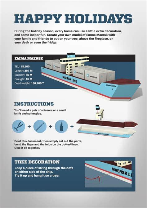 make your own vessel make your own emma maersk vessel maersk group