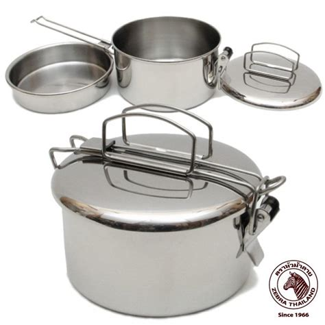 Zebra Pot Filter Pot 12cm Zebra zebra 14cm lunchbox a brilliant stainless steel cooking pot
