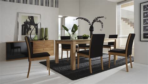 Buying Modern Dining Room Sets Guide For You Traba Homes Dining Living Room Furniture