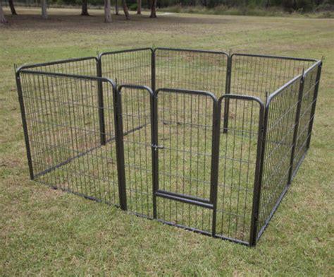 Pagar Kawat Kandang kawat dilas pagar anjing outdoor besar portabel kandang