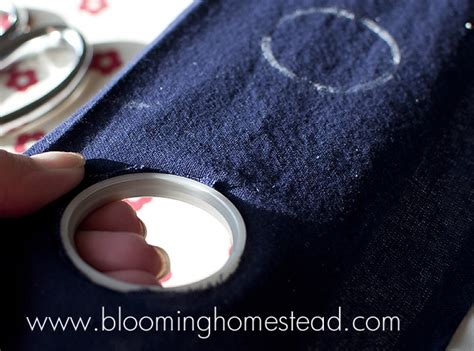 blooming homestead striped curtains how to striped curtains how to blooming homestead