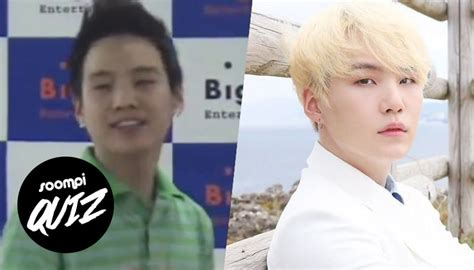 bts quiz soompi quiz which pre debut k pop idol photo are you soompi
