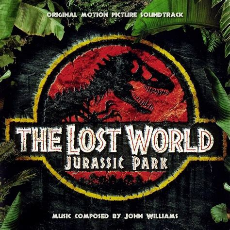 the lost soundtrack the lost world jurassic park hqcovers