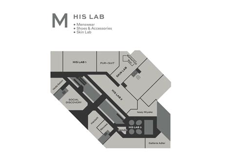 Discover The Floor Plan For Gallery Of Siam Discovery Nendo 43