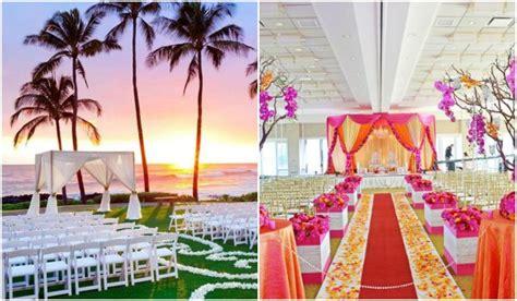 Fantastic Indoor And Outdoor Wedding ceremony Decoration