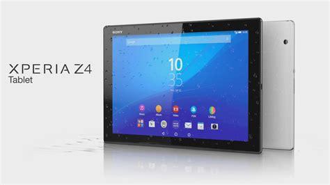 Tablet Sony Xperia Z4 xperia z4 tablet llega a m 233 xico con telcel por 14 999 poderpda