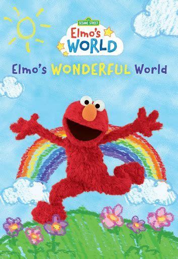 sesame street elmos world elmos wonderful world