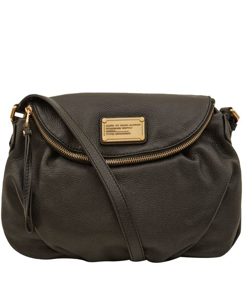 Classic In Black In Marc By Marc Satin Pumps by Lyst Marc By Marc Black Classic Q Bag In