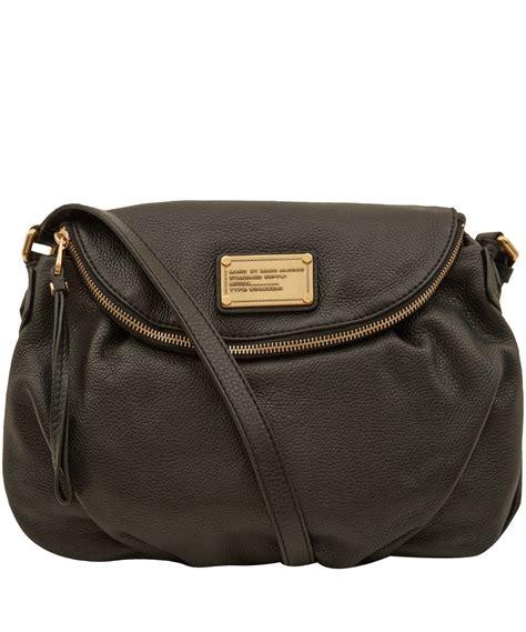 Marc Jacob Bag 32 lyst marc by marc black classic q bag in black