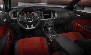 Dodge Charger Interior 2015 Dodge Charger Srt Hellcat Interior Photo 339341
