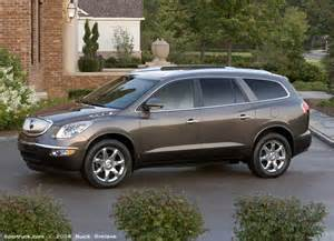Buick Enclave Reviews 2008 2008 Buick Enclave Pictures Cargurus