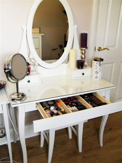 diy bedroom vanity best diy glass top makeup vanity bedroom ideas