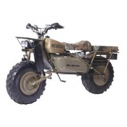 Trailbreaker Tires Atv Designed Specifically For Hunters The Rokon For Hunters