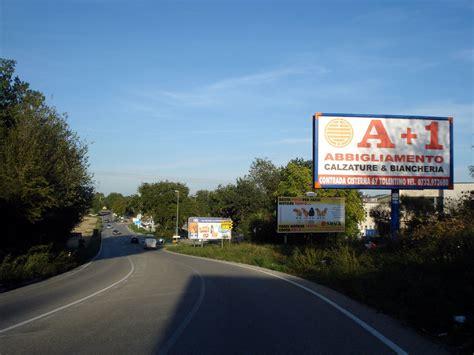 ufficio affissioni cartelloni affissioni manifesti poster 6x3 tolentino