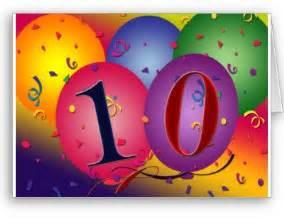 Happy Birthday Wishes 10 Year Boy Happy Birthday On My Front Porch