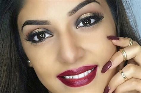 new year makeup look five festive looks for new year s beautylish